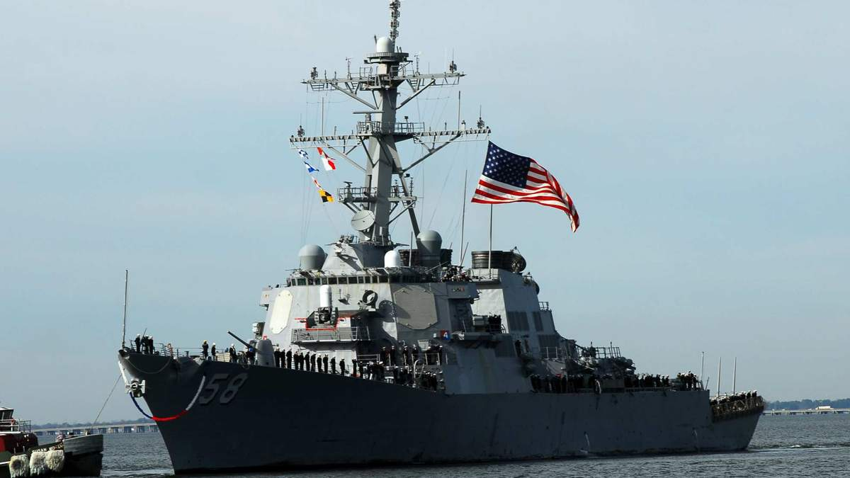 Росію в Чорному морі може стримати розширення військової присутності НАТО