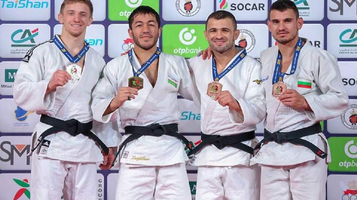 Артем Лесюк (ліворуч)