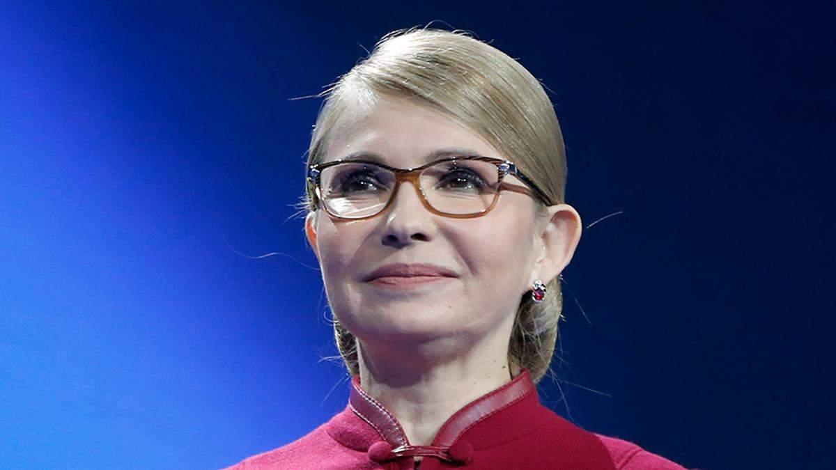 Юлія Тимошенко обіцяє знизити ціну на газ