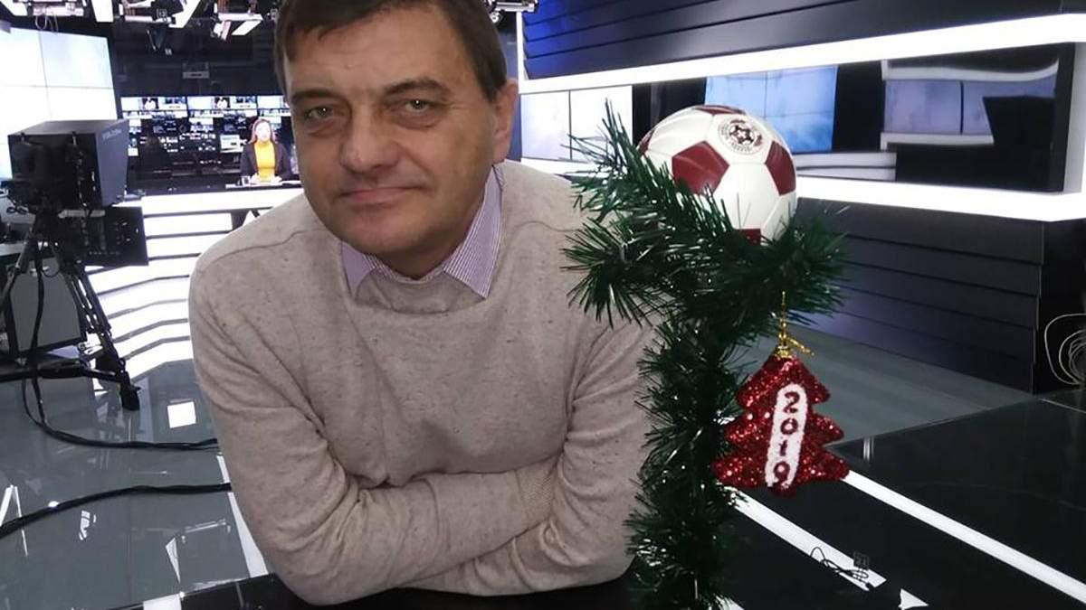 Украинский журналист Юрий Яцюк погиб в ДТП под Луцком