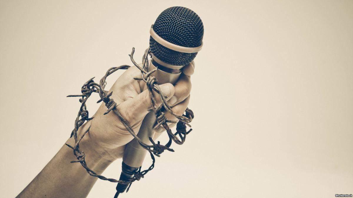 Аннексия Крыма глазами журналистов