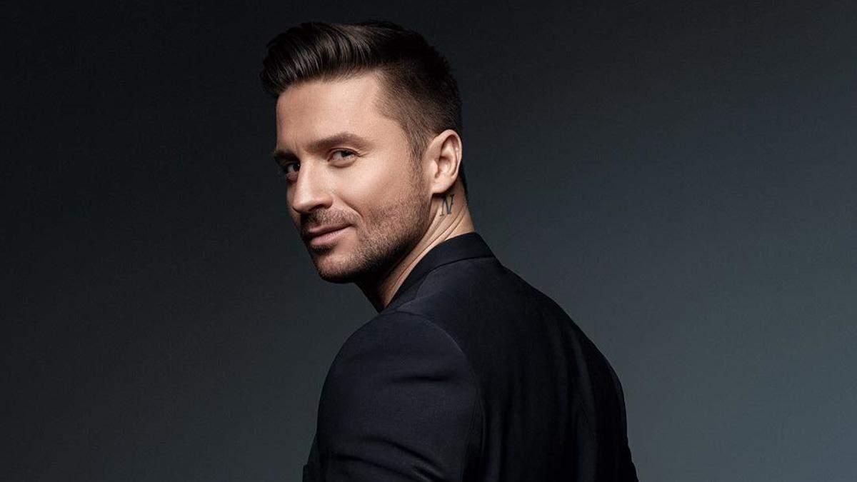 Сергій Лазарєв - пісня на Євробачення 2019 - слухати, текст пісні