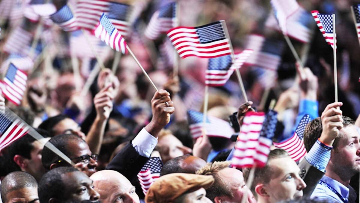 Президентські вибори у США відбудуться 3 листопада 2020 року