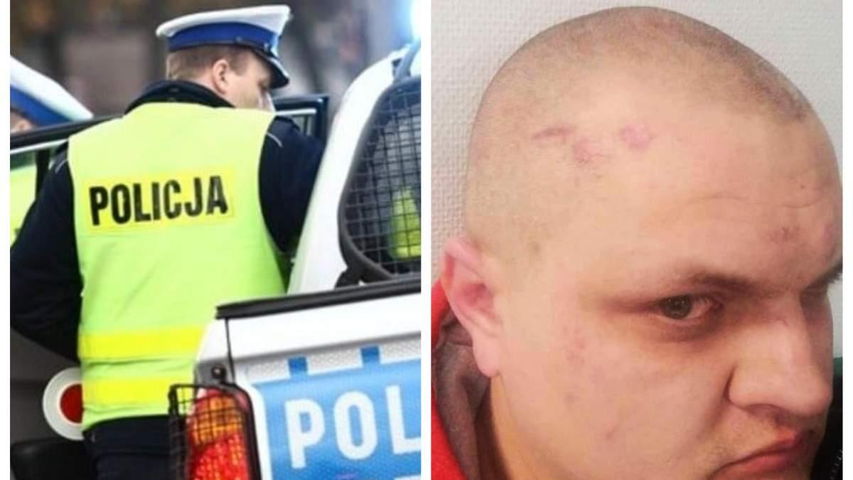 В Польше избили украинского водителя Uber