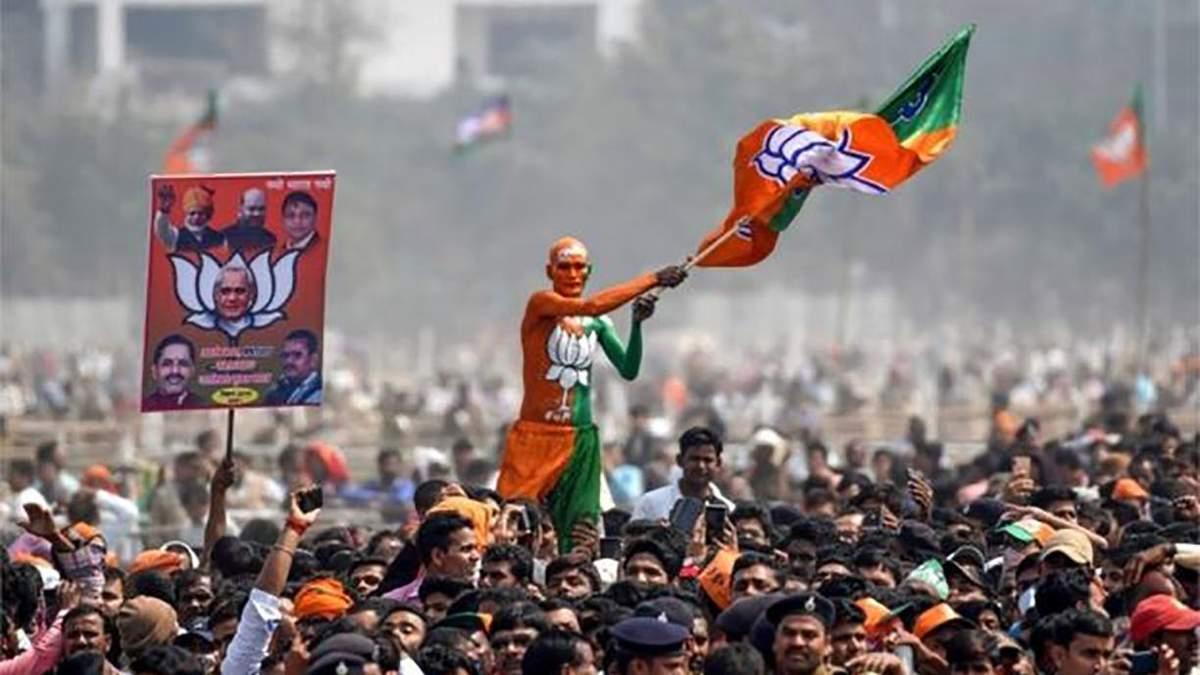 900 мільйонів голосів: у Індії готуються до наймасштабніших в історії людства виборів