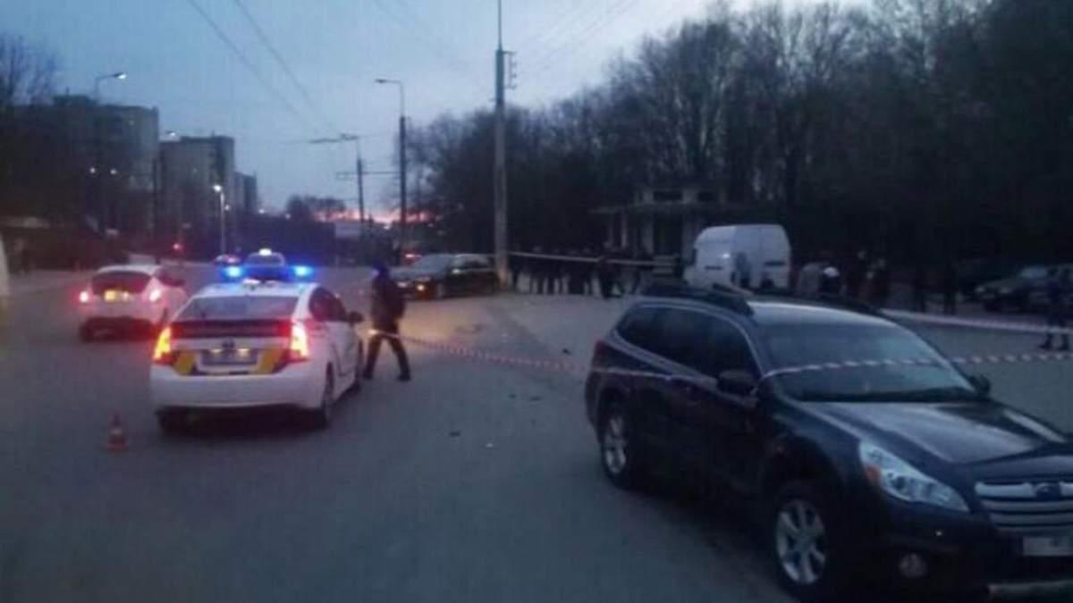 13-летняя школьница спровоцировала ДТП в Тернополе