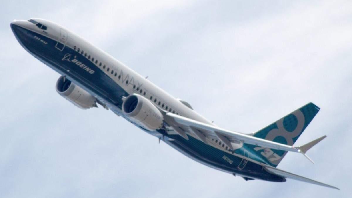 Після катастрофи в Ефіопії Китай тимчасово заборонив використання літаків Boeing 737 Max 8