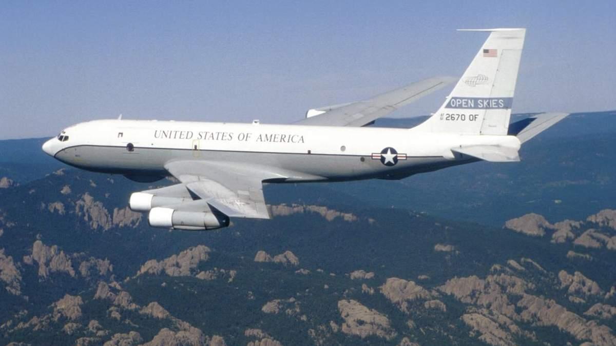 США и Норвегия выполнят наблюдательный полет над Россией