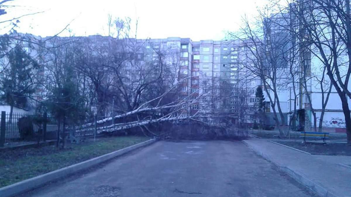 Негода в Україні