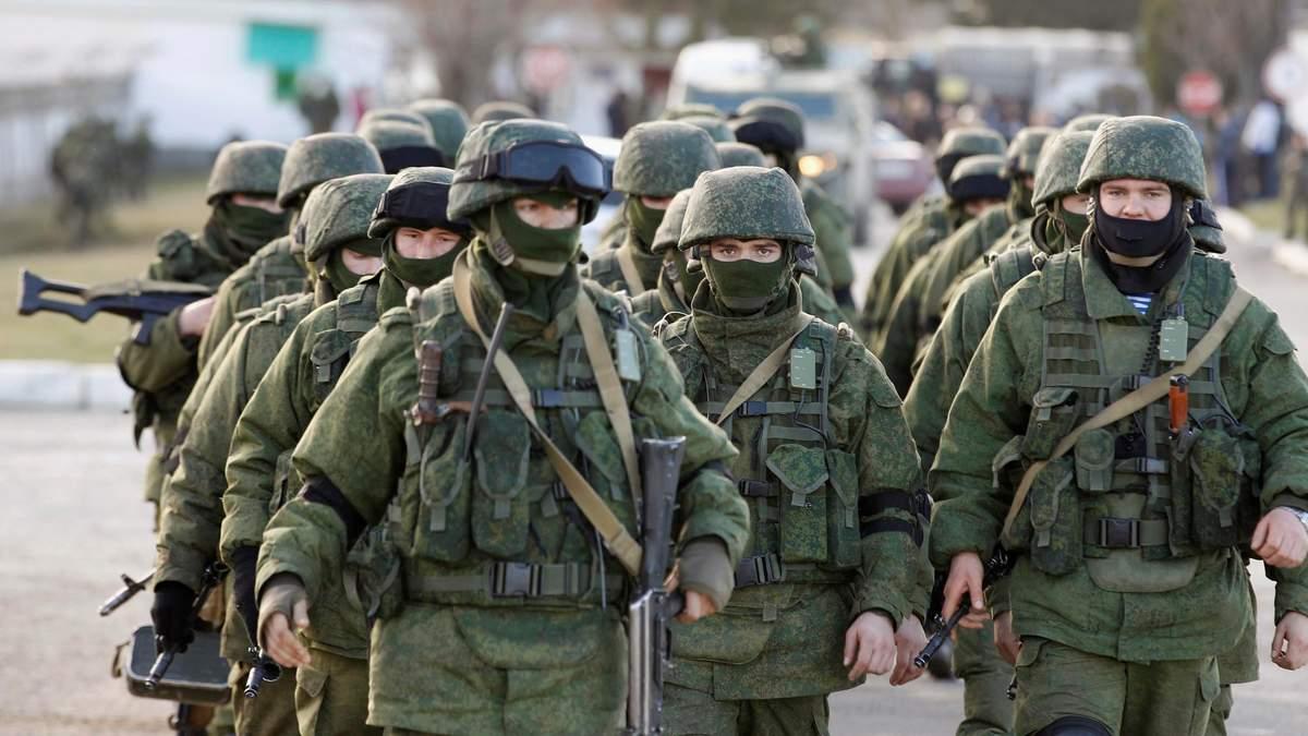 Росія планує масштабні військові навчання в окупованому Кримк