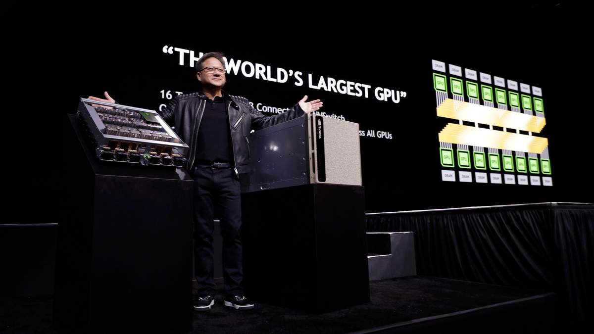 NVIDIA побореться із Intel за компанію Mellanox Technologies