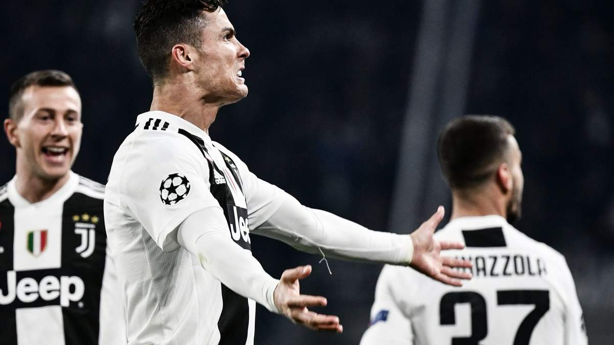 Ювентус – Атлетико: видео голов, обзор матча Лига чемпионов 2018/2019