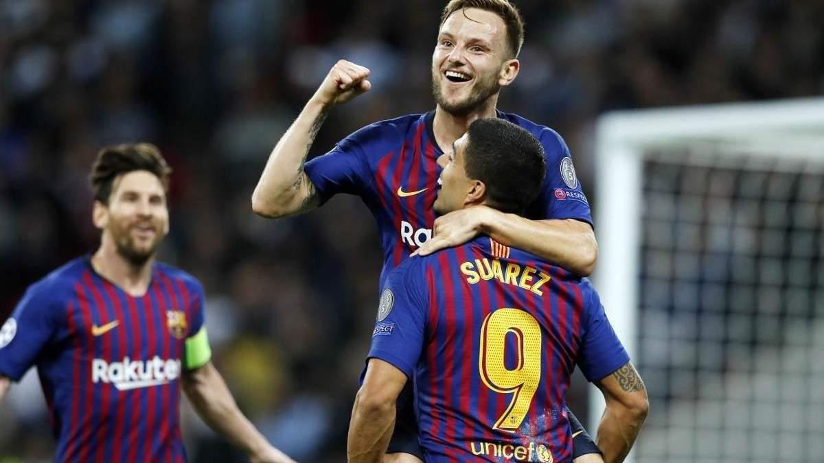 Барселона - Ліон: прогноз, ставки на матч Ліги чемпіонів 2018/19