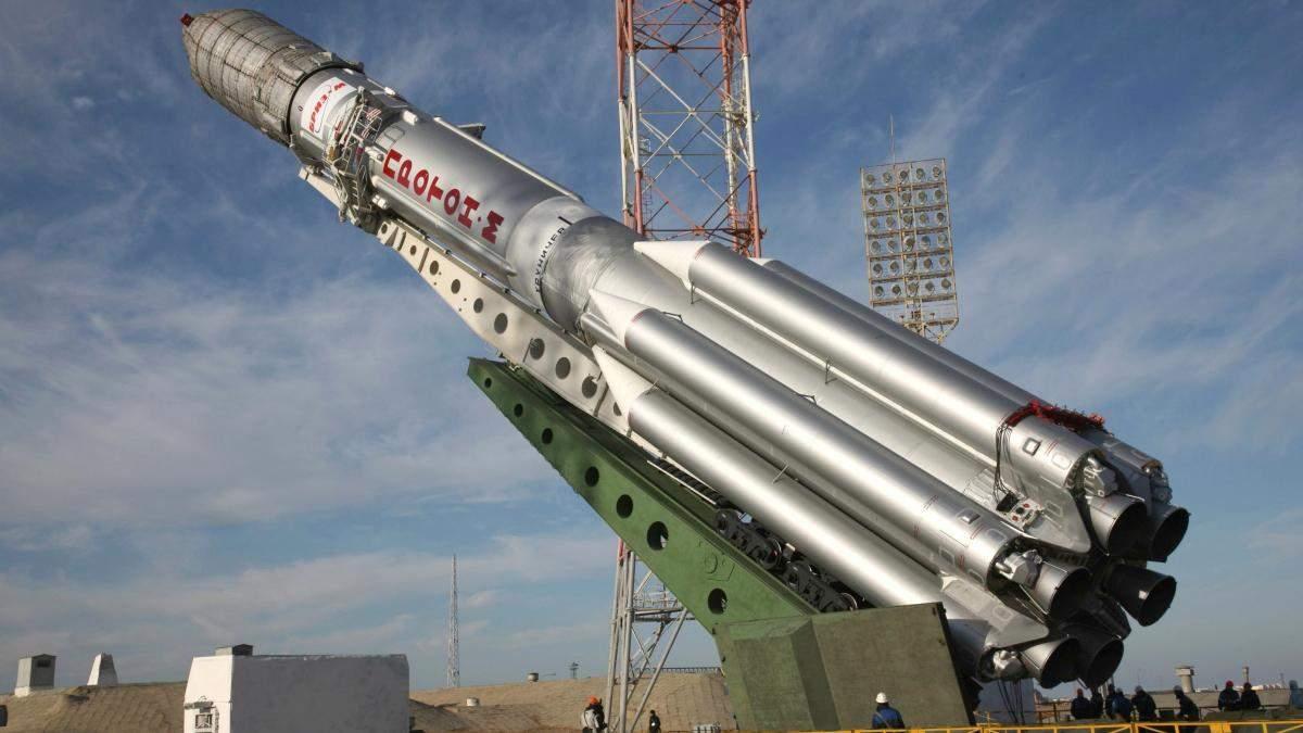 Россияне готовят очередной запуск ракеты