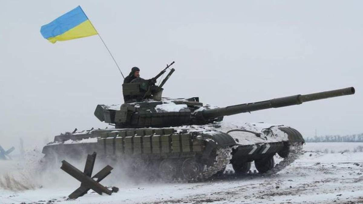 Українська зброя на експорт