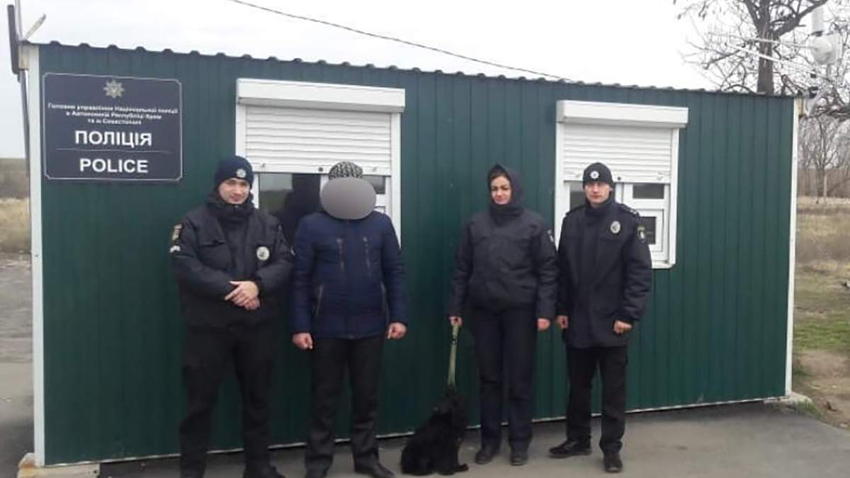 Задержанный – подозреваемый в дезертирстве