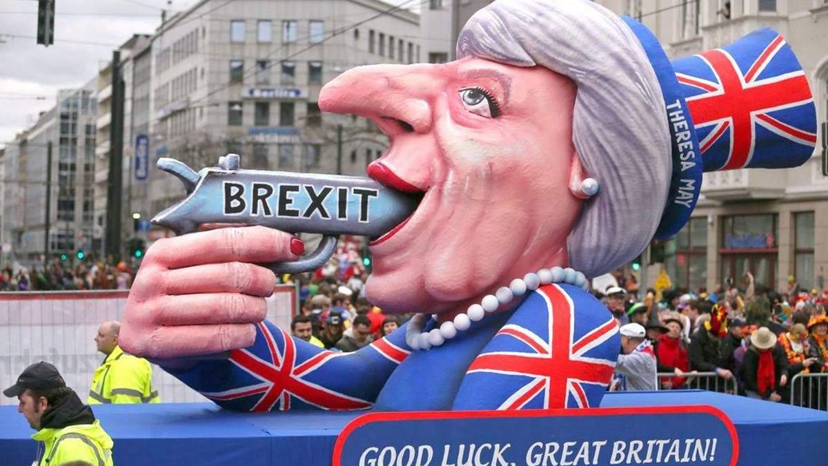 Велика Британія зазнає значних фінансових втрат через Brexit