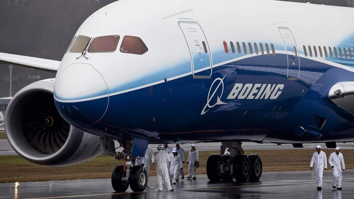 Boeing заявила про безпеку використання літаків моделі 737 MAX 8