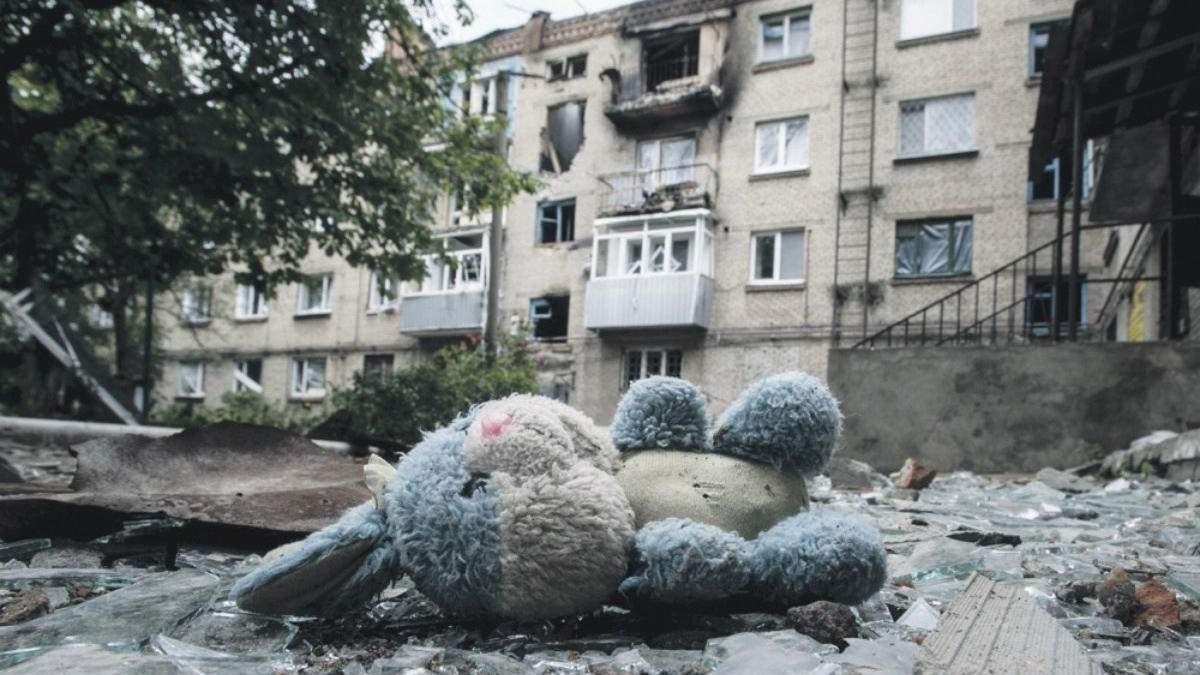 На Донбасі під час війни загинуло понад 3 тисячі цивільних осіб