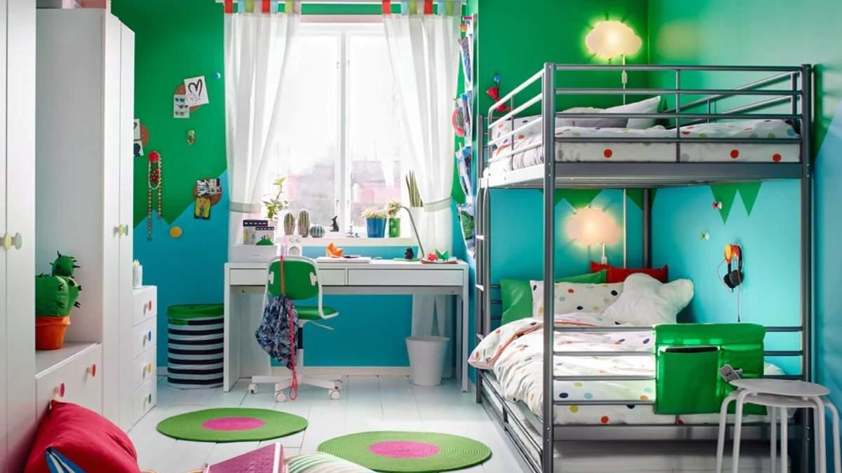 Як облаштувати дитячу у маленькій квартирі: 4 практичних поради