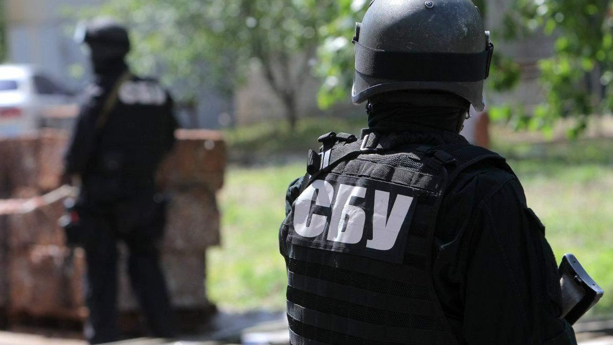 СБУ задержала главу международного наркокартеля в Киеве