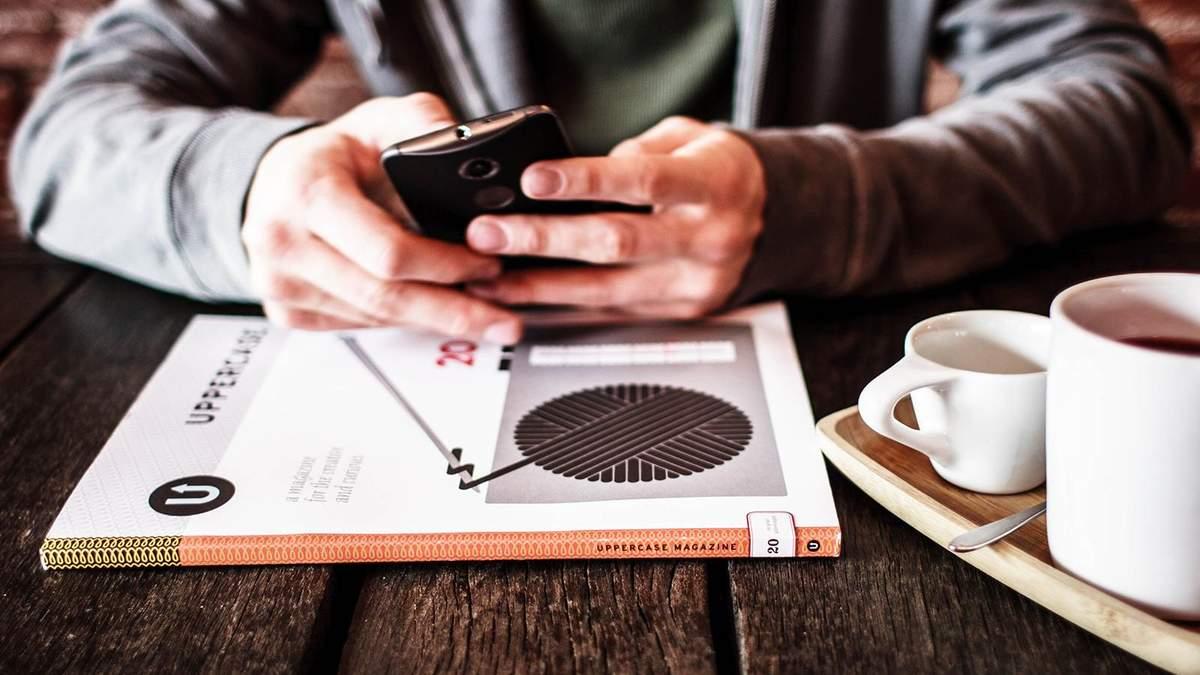 Найпопулярніші мобільні додатки в Україні