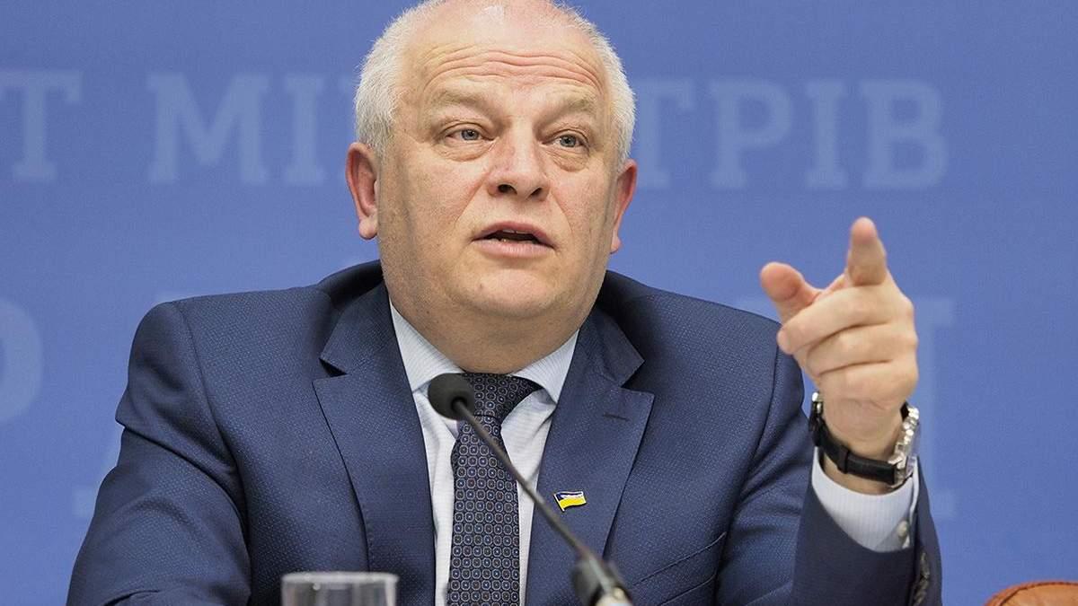 НАБУ відкриє справу проти міністра економічного розвитку і торгівлі Степана Кубіва