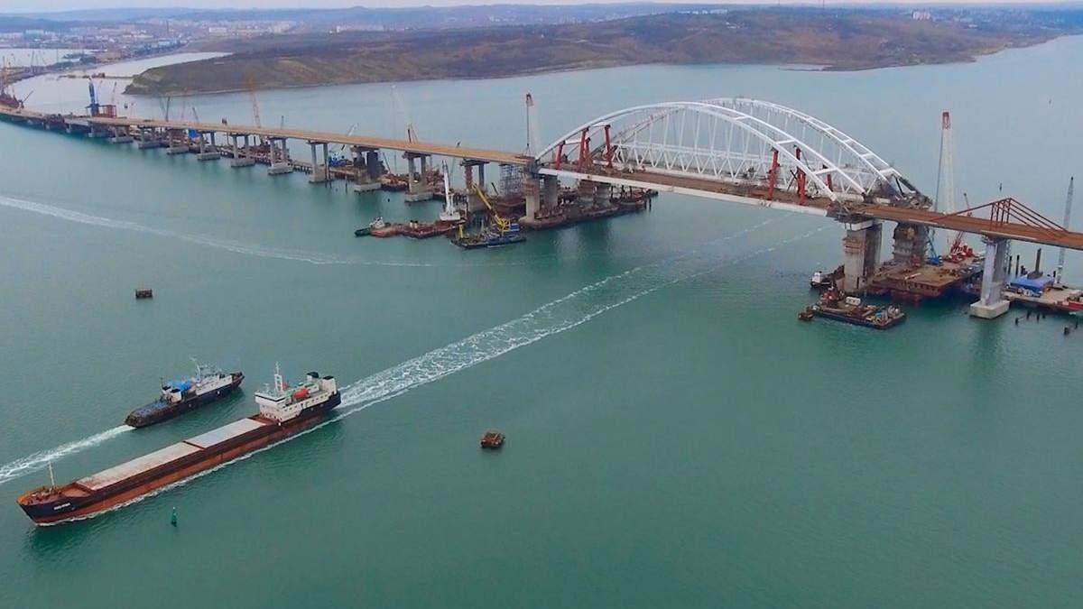 Експерт розповів, як Кримський міст став проблемою для самої Росії