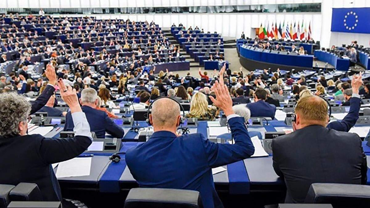 В Европарламенте предложили назначить спецпредставителя ЕС по вопросам Украины