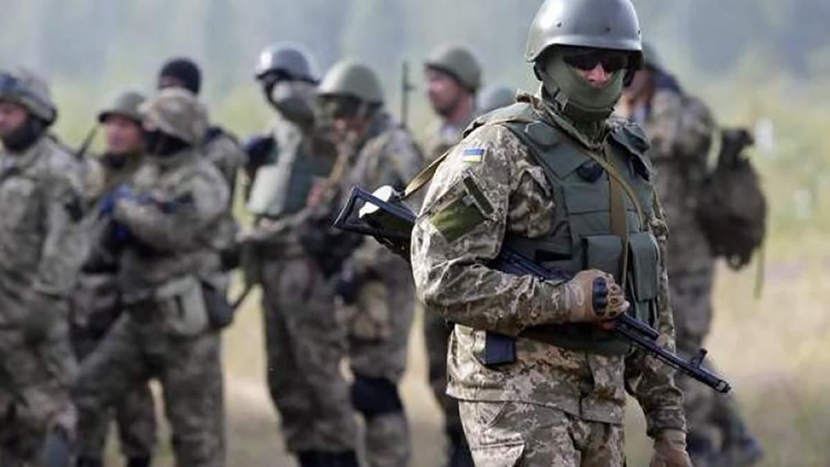 Сколько военных погибли на Донбассе с начала 2019 года