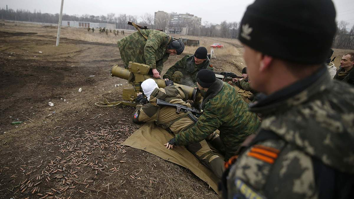 Ситуация на Донбассе: ранены 2 бойцов ООС