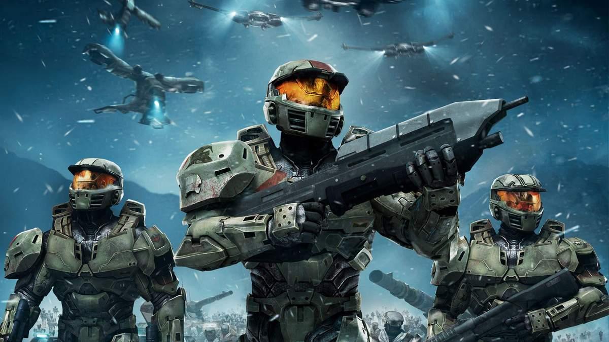 Легендарна сага Halo вийде на PC