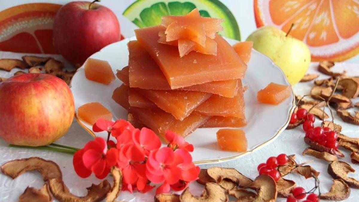 Мармелад - рецепт в домашних условиях от Славы Каминской