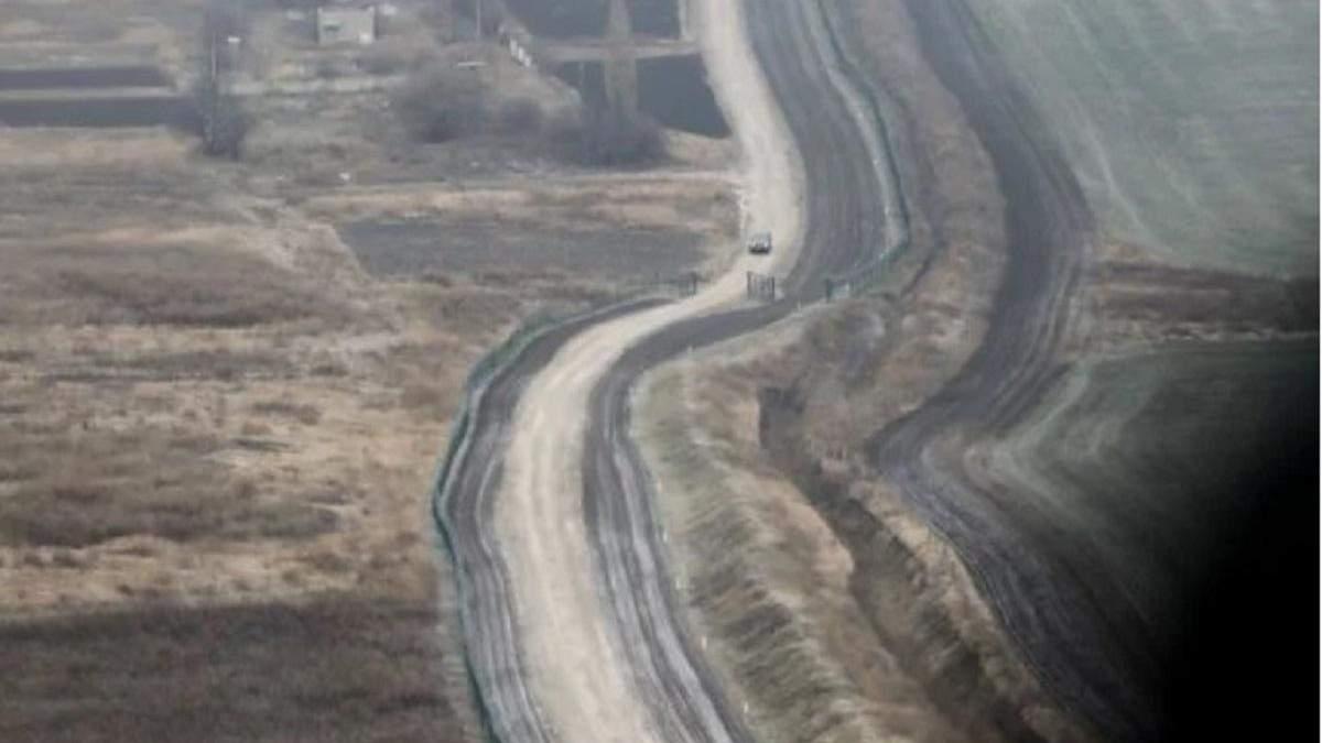 """""""Стіна"""" на кордоні з Росією: на якому етапі процес облаштування кордону"""
