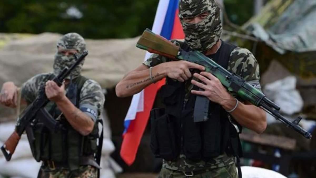 Росія посилює свої незаконні угрупування на Донбасі