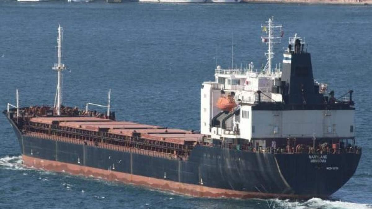 Аварія біля берегів Криму сталася через обміління каналу, – МінТОТ