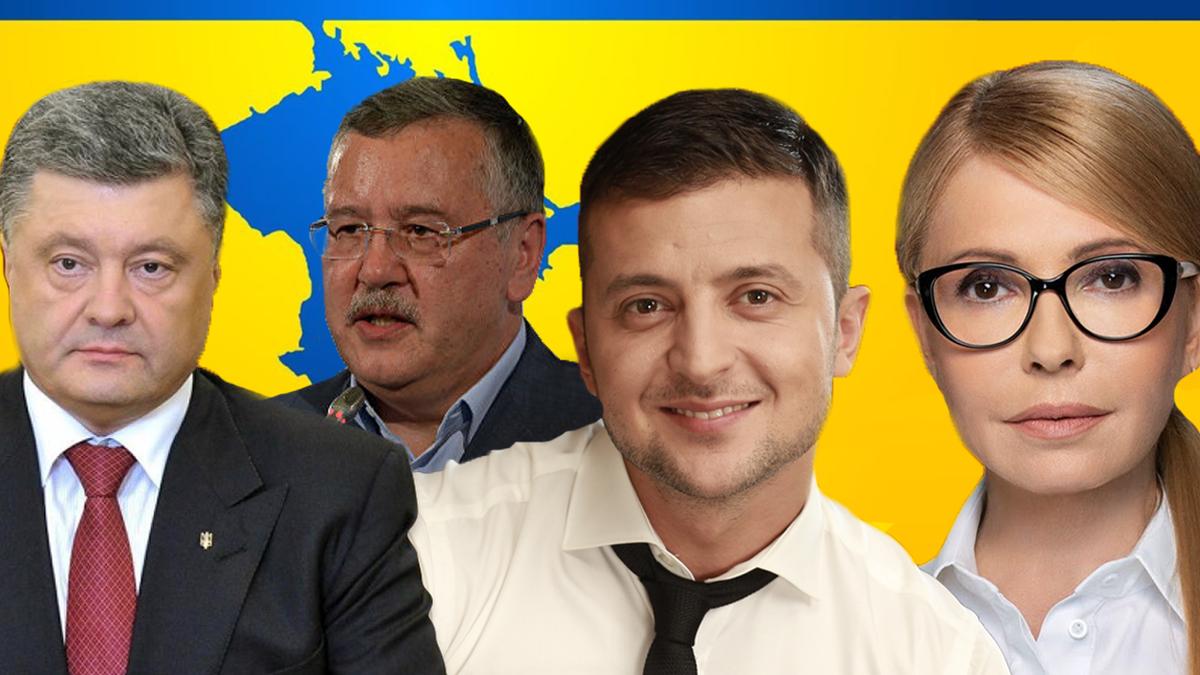 Вернет ли Украина оккупированный Крым: заявления кандидатов в президенты