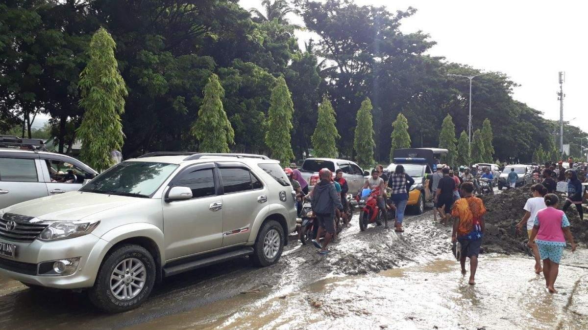 Повінь у Індонезії