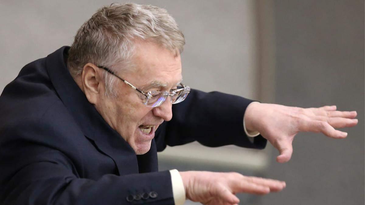 Опальный Жириновский предложил переименовать оккупированный Крым