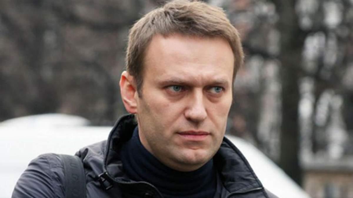 Росія заплатила досить високу ціну, – Навальний про анексію Криму