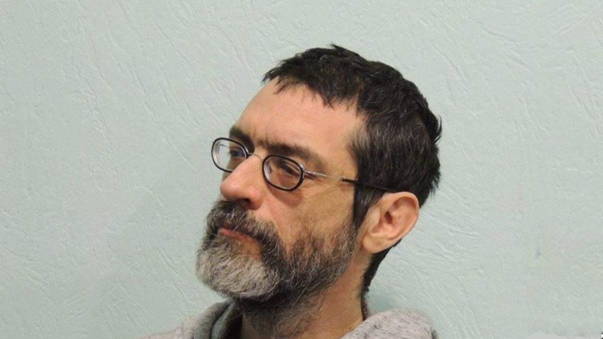 Правозахисник і журналіст Віктор Корб