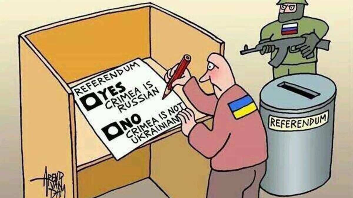 """Россия может провести в Крыму еще один """"референдум"""", заселяет полуостров русскими, – Меджлис"""