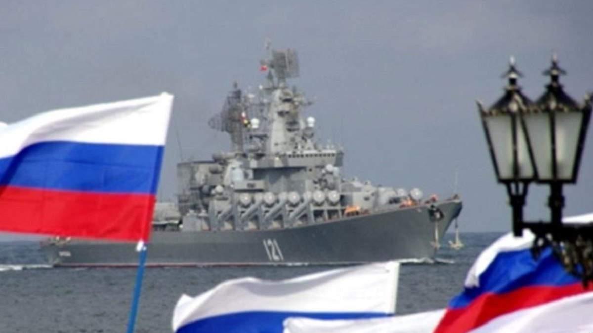 Росія збирається поповнити свій Чорноморський флот 13 новими військовими кораблями