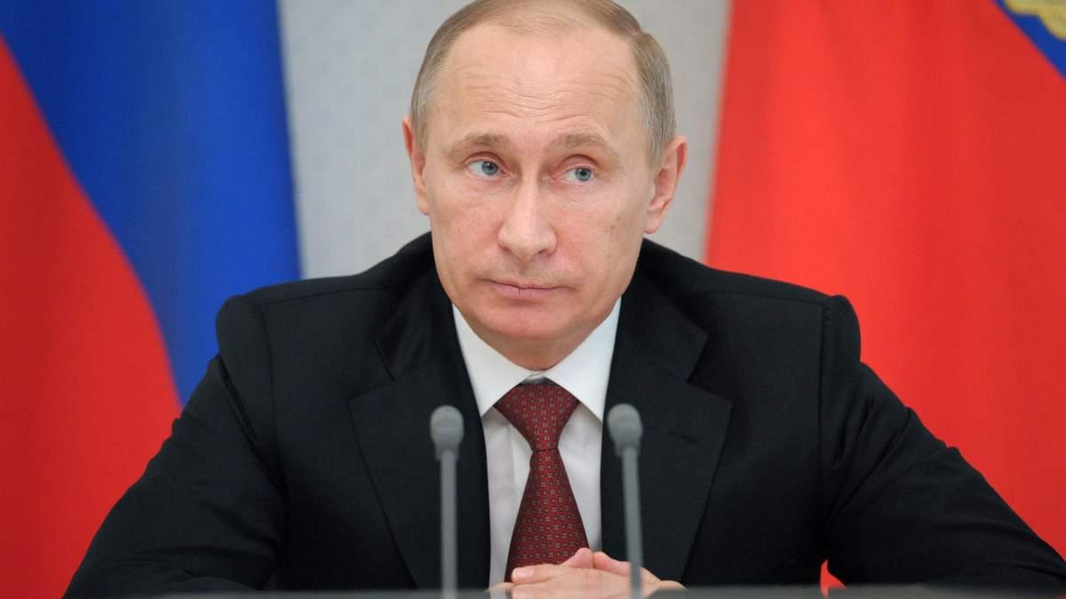 Путін відзначився новою цинічною заявою щодо війни в Україні