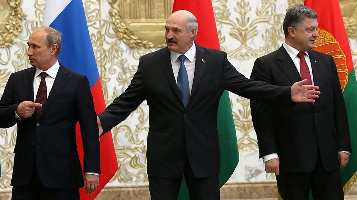 Между Путиным и Порошенко есть личная вражда