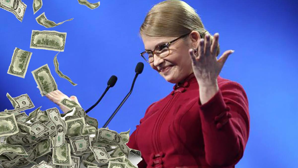 """Миллионы от пенсионерки и безработного: кто на самом деле финансирует """"Батькивщину"""""""
