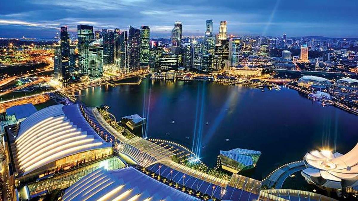 Сінгапур – одне з найдорожчих міст світу