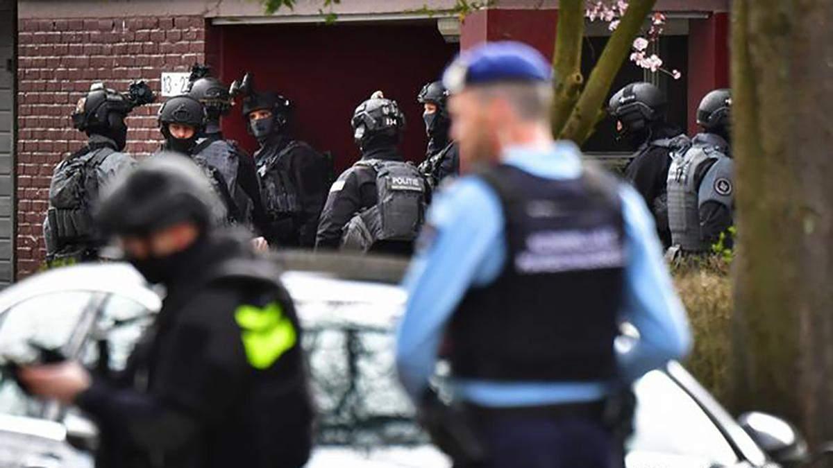 Стрілянина у Нідерландах: поліція затримала трьох підозрюваних