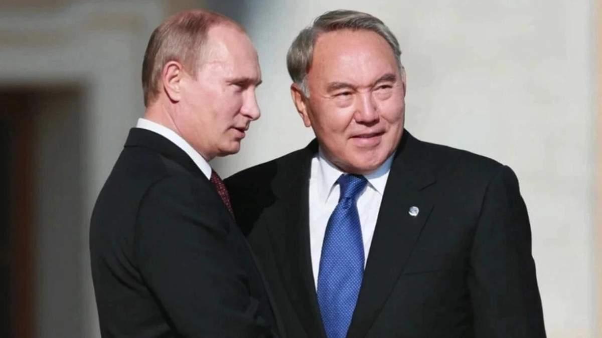Назарбаєв міг не погоджувати про свою відставку з Путіним, – Назарбаєв
