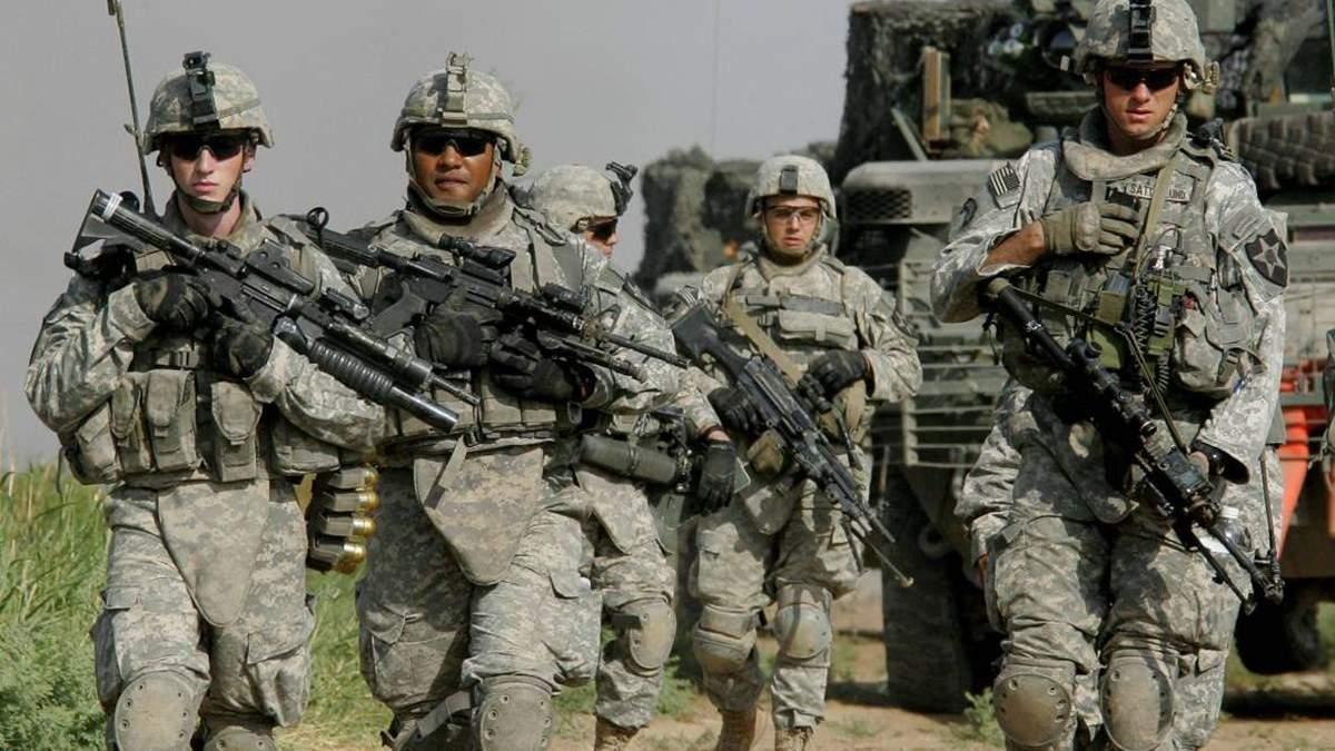 Пентагон направив 1500 військових до Берліна